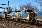 CSX 7332 third on power move X-792